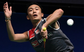 Kento Momota jadi Lawan Ginting di Final China Open 2018 - JPNN.com