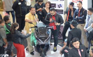 Honda Premium Matic Day Genjot Penjualan Skutik - JPNN.com