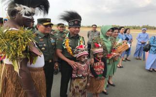 Jenderal Mulyono Akan Pimpin Upacara HUT TNI di Merauke - JPNN.com
