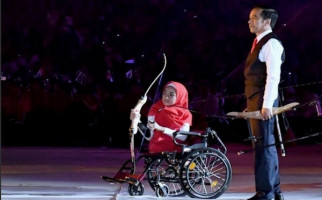 Pujian Hasto untuk Cara Jokowi Memotivasi Kaum Difabel - JPNN.com
