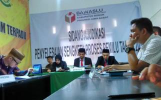 Panwaslu Dinilai Tidak Becus Tangani Kasus Pilbup Bogor - JPNN.com
