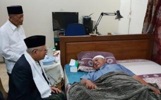 Ma'ruf Amin Panjatkan Doa demi Kesembuhan Kiai Attabik Ali - JPNN.com