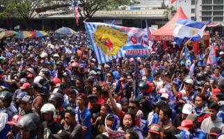 Corona Beri Kesempatan Striker Arema FC Pulihkan Cedera - JPNN.com