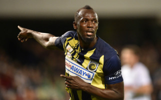 Usain Bolt: Manchester United 1-0 Juventus - JPNN.com