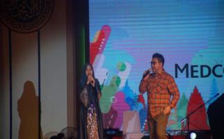 Suara Veve Zulfikar Hipnosis Ribuan Santri dan Kader Ansor - JPNN.com