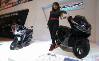 Honda PCX Sabet Motor Terbaik Tahun Ini - JPNN.com