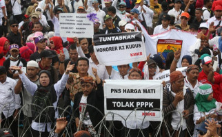 Hugua Ingin Bertemu Pengurus Seluruh Forum Honorer K2 - JPNN.com