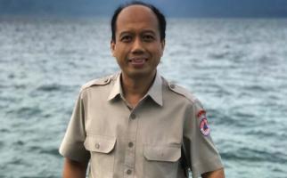 Nasihat Menyentuh Pak Sutopo untuk Bu Ani Yudhoyono yang Tak Terlupakan - JPNN.com