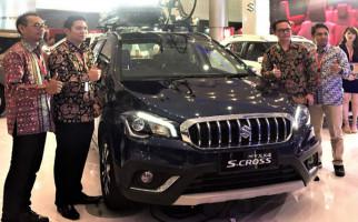 Kampanye Suzuki Sport Sampai ke IIMS Surabaya 2018 - JPNN.com