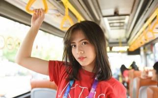 Zara JKT48 Antusias Belajar Bela Diri - JPNN.com