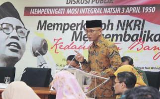 DPR: Kesetiaan kepada Kedaulatan NKRI Jadi Taruhan - JPNN.com