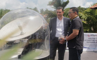 Telkomsat Gandeng THISS Seriusi Segmen Komunikasi Maritim - JPNN.com