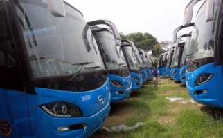 Dirjen Darat Minta Manajemen Damri Segera Cari Solusi Supaya Sopir Bus tidak Mogok Kerja - JPNN.com