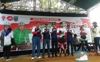 Pegowes Dapat Hadiah Umrah di Sepeda Nusantara Etape 69 - JPNN.com