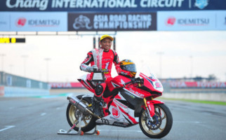 Persembahan Pemegang Titel Juara AP250 ARRC di Seri Terakhir - JPNN.com