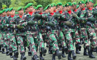 Anggota Koramil Sertu La Ongge Tertembak di Telinga, Diduga Diserang KKB - JPNN.com