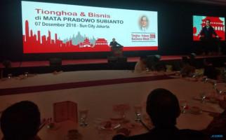 Makan Enak Bareng Pengusaha Tionghoa, Prabowo Ucap Hamdalah - JPNN.com