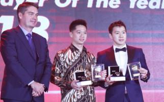 Lagi! Minions Terpilih jadi BWF Male Player of The Year - JPNN.com
