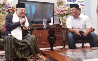 Kiai Ma'ruf Maafkan Pengedit Videonya Berbaju Sinterklas - JPNN.com