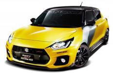 Suzuki Swift Sport Bakal Jadi Sorotan - JPNN.com