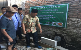 PWNU DKI Jakarta Berjanji Lanjutkan Program Kerakyatan Almarhum Saefullah - JPNN.com