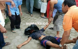 Pencuri Sarang Burung Walet Terjatuh dari Gedung, Duh Kepalanya - JPNN.com