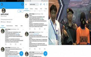 Kapok, Galih Janji Tak Lagi Hina TNI di Medsos - JPNN.com