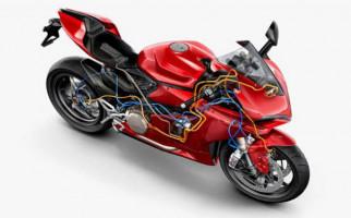 Ducati: Tangki BBM dan Knalpot Jadi Tantangan Desainer Motor Listrik - JPNN.com