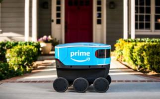 Amazon Ciptakan Robot Kurir Mandiri - JPNN.com