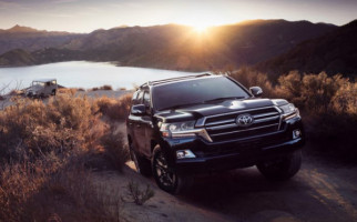 Toyota Land Cruiser Tembus Angka Penjualan Global di 10 Juta Unit - JPNN.com