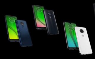 Motorola G7 Series 2019 Terciduk Sebelum Melantai - JPNN.com