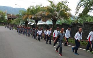Pangkalan Armada Ambon Bakamla Bersinergi dengan Polairud Polda Maluku - JPNN.com