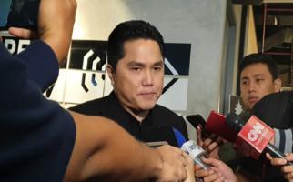 Erick Thohir Bicara Soal Menteri Jokowi-Ma'ruf, Simak nih Pernyataannya - JPNN.com