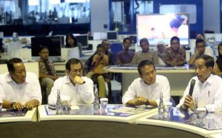 Kunjungi Jawa Pos, Jokowi Beri Isyarat soal Remisi Pembunuh Wartawan - JPNN.com