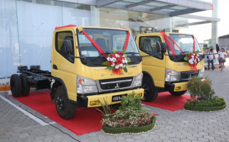 Ikhtiar Mitsubishi Fuso Mudahkan Konsumennya Selama Masa Pandemi - JPNN.com