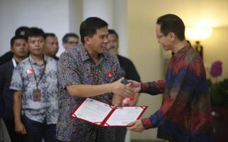 Marquez Saksikan Komitmen DAM Honda Gairahkan UKM Jabar - JPNN.com