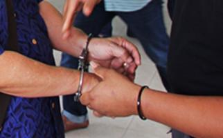 Pasangan Kumpul Kebo Kompak Edarkan Sabu - Sabu - JPNN.com