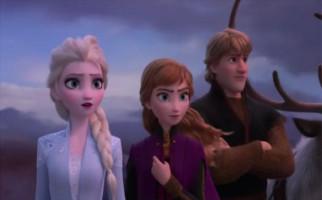 Frozen 2, Film Animasi Terlaris Sepanjang Masa - JPNN.com