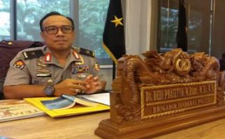 Polisi Buru Pria Misterius Penembak ABG saat Rusuh 21-22 Mei - JPNN.com