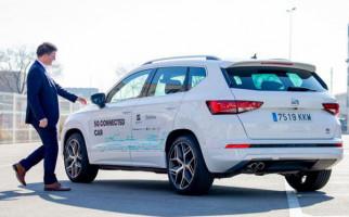 Teknologi 5G, Bawa Pengalaman Berkendara dengan Kemampuan Indra Keenam - JPNN.com