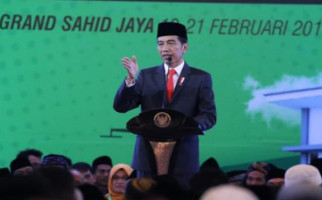 Jokowi: Setiap Saya Masuk Desa, Sengketa, Sengketa - JPNN.com