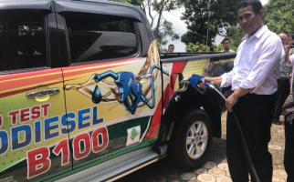 Kementan Sudah Pakai Biodiesel 100 Persen - JPNN.com