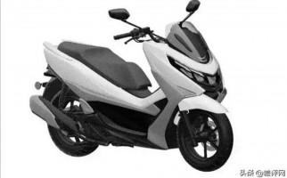 Ditengarai Calon Suzuki Burgman 150 Terinspirasi Honda PCX dan Nmax - JPNN.com