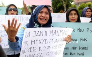 Ini 5 Target Perjuangan Honorer K2 Indonesia di Forum Baru - JPNN.com