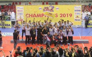 Kunci Utama Surabaya Samator Juara Proliga - JPNN.com