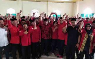 Pesan untuk Kader PDIP : Sampaikan pada Rakyat, Jokowi Tak Pernah Bagi Lahan untuk Elite - JPNN.com
