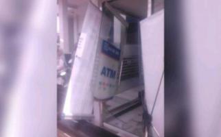 Gerai ATM BRI di Samping Kecamatan Tamsel Dirusak - JPNN.com