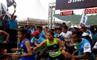 Wisata The Hidden Paradise Sukses Dipromosikan Lewat BRI Mandeh Run 2019 - JPNN.com