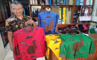 Jokowi Siapkan Batik Khusus Untuk Kampanye, Ini Penampakannya - JPNN.com