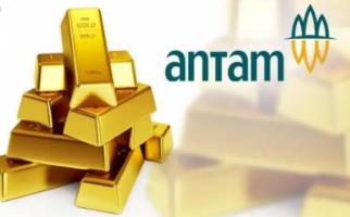 Lewati Kuartal I 2019 dengan Mulus, Antam Optimistis Capai Target Produksi Emas - JPNN.com